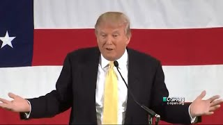 • Donald Trump • New Hampshire Republican Leadership Summit • 4/18/15 •