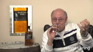 Whisky Verkostung: Highland Park Drakkar