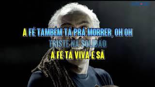 Baixar Gilberto Gil   Andar Com Fé Karaoke Com Voz Do Cantor