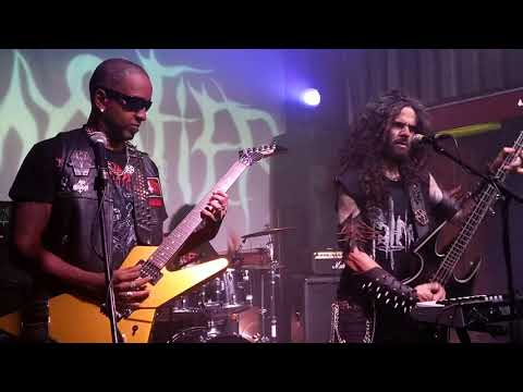 Mystifier 06 Witching Lycanthropic Moon 10.11.2018 Live@Padiglione 14