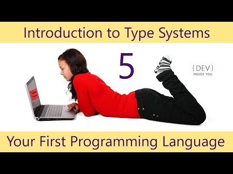 Scala - Your First Programming Language - Part 5 - Introduction to Type Systems