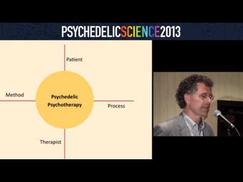 The Essence of Psychedelic Therapy - Peter Oehen