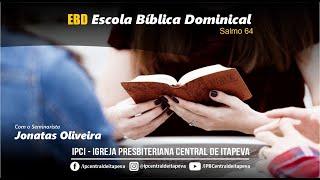 IP Central de Itapeva - Culto Domingo de Manhã - 27/06/2021