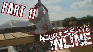 Xin Plays: Aggressive Inline (PS2): Part 11: Timed Game, Park Editor and Multiplayer