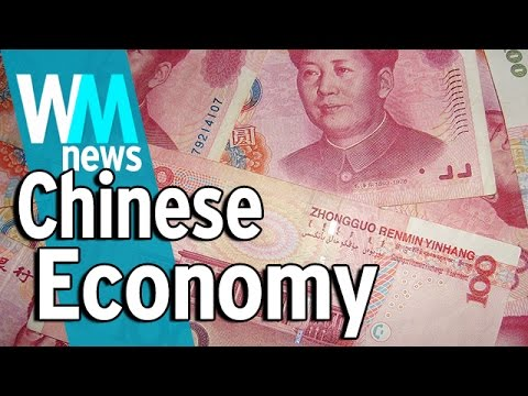 10 Chinese Economy Facts  Meltdown or Slowdown?  WMNews Ep 36