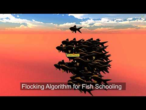 Games And AI: 2 AI Techniques | Flocking And Fuzzy Logic State Machine