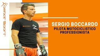 Sergio Boccardo | pilota motociclistico professionista | Muay Thai : Kombat Sport | Academy Di Sipio