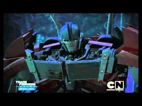 Transformers Prime Ita Il Ritorno Di Optimus Prime Youtube