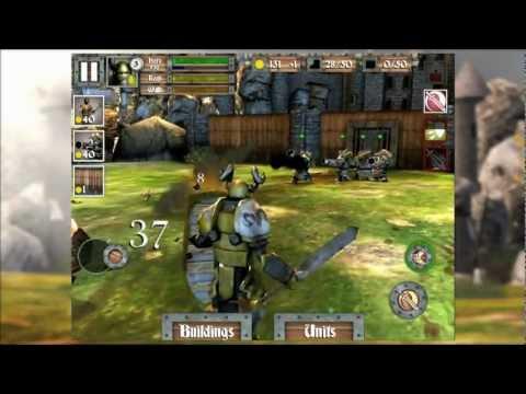 Heroes & Castles - Gameplay Demonstration