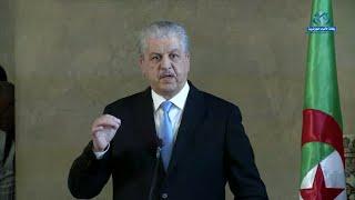 تصريح سلال وفالس بشأن عدم منح الجزائر التأشيرة لصحفي لوموند