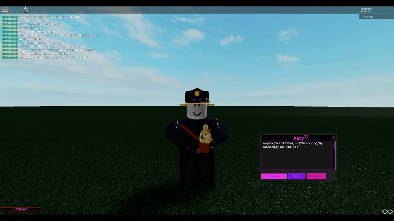 Roblox Script Showcase 13 Xester Leaked Require By Roblox