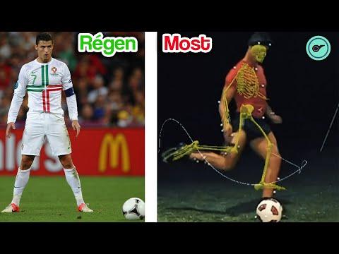 Mi történt Cristiano Ronaldo szabadrúgásaival?   Félidő! thumbnail
