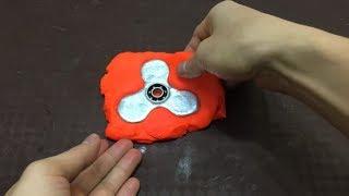 DIY Gallium Fidget Spinner | How To Make Fidget Spinner Faster Easy with Gallium | Fidget Toy