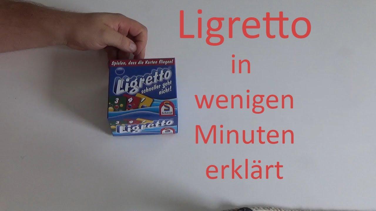 Anleitung Ligretto
