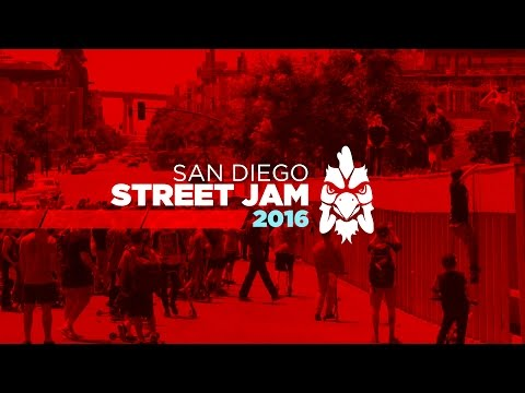 San Diego Street Jam 2016 | Presented by The Scooter Farm (Official)