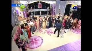 Hanzala Performance on Geo Tv Utho Jago Pakistan (song)