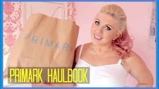 Primark HaulBook! | Sprinkle of Glitter