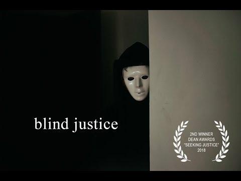 Short Movie : BLIND JUSTICE (2nd Winner of DEAN Awards 2018)