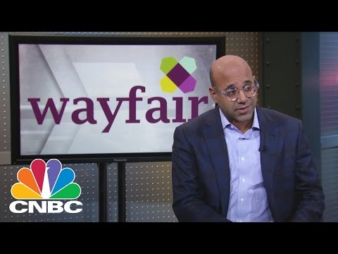 Wayfair CEO: Time To Shop Or Drop?   Mad Money   CNBC