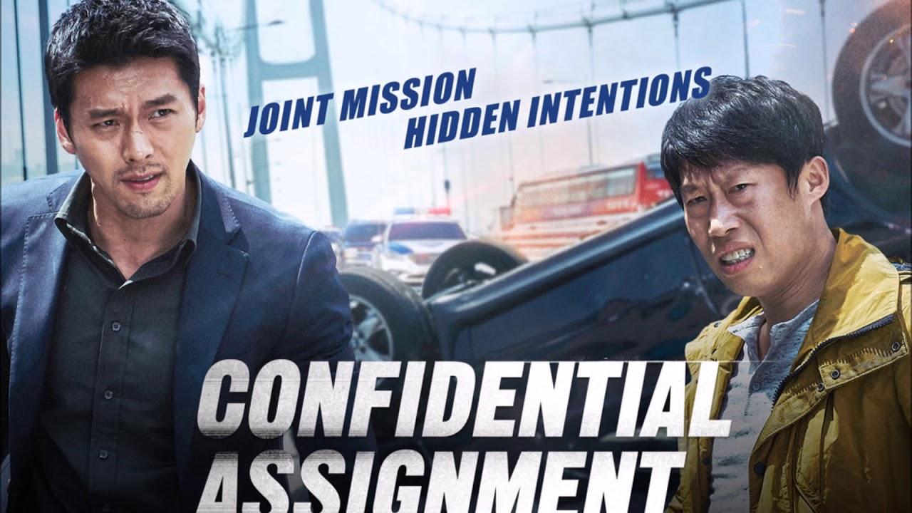 Hyun Bin berlakon dalam Confidential Assignment