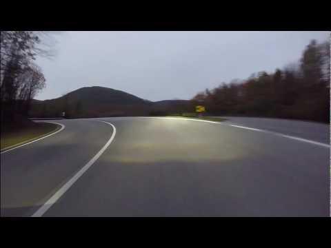 Hyundai i30N - Pezinská Baba (uphill and downhill ride)