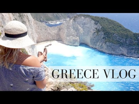 Greece Vlog | Travel In Your Twenties