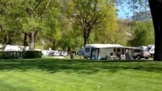 Camping Lido Mappo, Tenero, Ticino, Switzerland