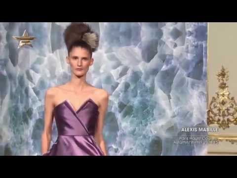 Alexis Mabille | Paris Haute Couture Otoño Invierno 2014