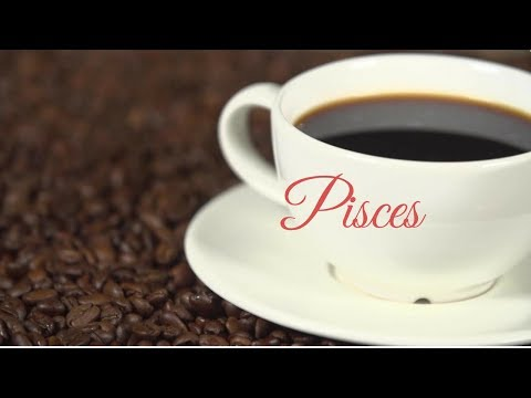 Pisces October 22, 2018 Weekly Coffee Cup Reading by Cognitive Universe