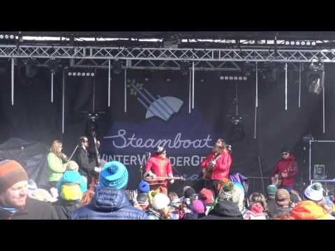 The Lil' Smokies - full set 2-26-17 WinterWonderGrass Steamboat Sprgs., CO SBD HD tripod
