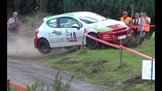 rallye du 14 juillet 2017 crash and show