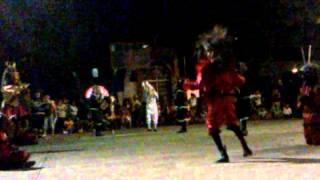 Danza de los diablos de Quechultenango 3/Mayo/2015