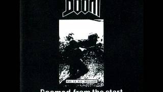 DOOM ‎-- Doomed From The Start - The Demo