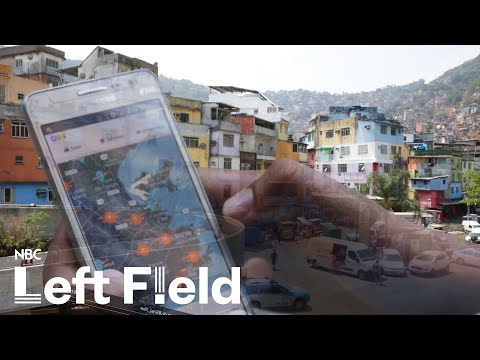Brazilians Use Apps to Dodge Rio Gun Violence | NBC Left Field