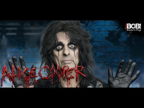 ALICE COOPER im INTERVIEW