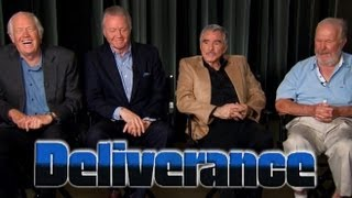 Deliverance Interviews (Ronny, Jon Voight, Burt Reynolds & Ned Beatty)