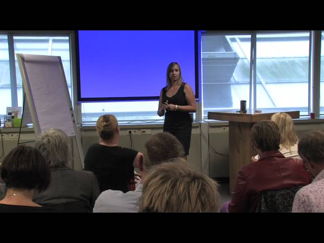 ExpertTalks van Scriptum - Judith Webber als spreker, ook met Jeanet Bathoorn en Jan Vriends