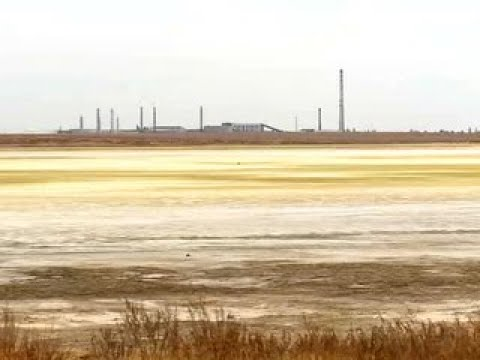 Власти Крыма бросили все силы на решение экологической проблемы Армянска - Россия Сегодня