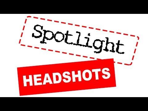 Spotlight Headshots  - NickGregan com