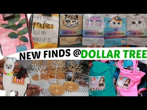 "DOLLAR TREE ""NEW FINDS"" COME WITH ME 6-30-19"
