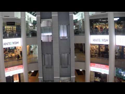 . Москва-Курская. Торговый центр Атриум