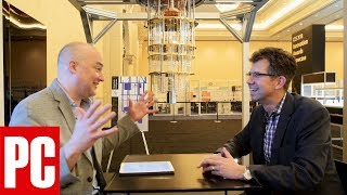 Fast Forward: Talking Quantum Computers with IBM Research's Jeff Welser