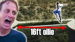 The Greatest SKATEBOARDING Moments