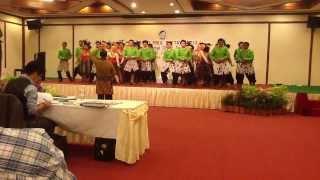 Video Swara Darmagita Choir - Tari Kembang Soka (Grand Prix Pattaya 2013) download MP3, 3GP, MP4, WEBM, AVI, FLV Juli 2018
