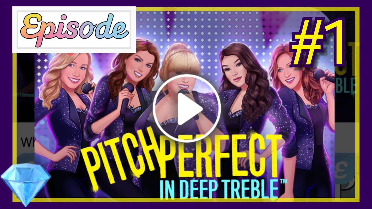 Pitch Perfect In Deep Treble - Ep 1 (All Gem Choices 💎) || EPISODE  INTERACTIVE