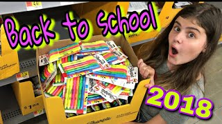 BACK TO SCHOOL 2018 Шоппинг! Бэк ту скул в США