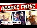 Debate Friki 1x14 Doctor Strange