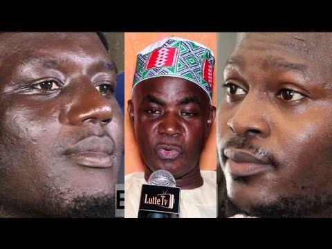 Bécaye Mbaye 'Balla Gaye 2 dafay dane Modou Lô sou féké...'