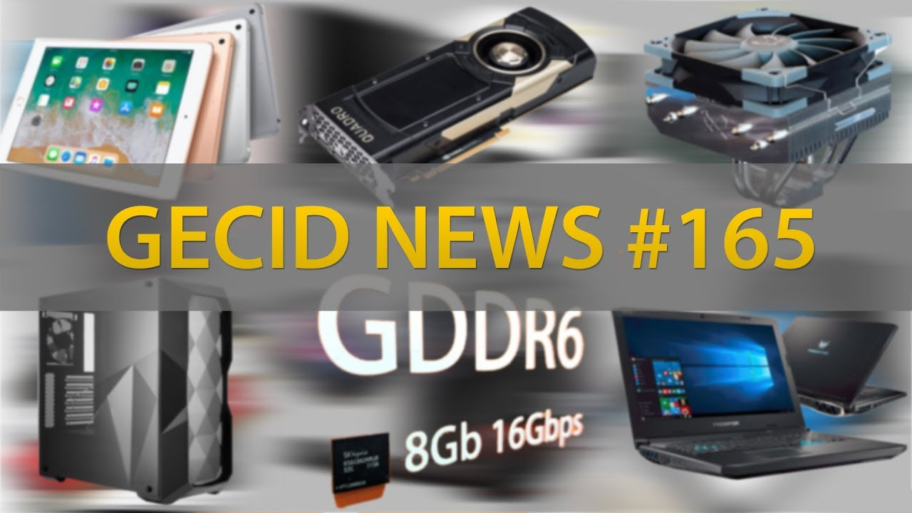 GECID News #165 ➜ представлена NVIDIA Quadro GV100 ▪ серия видеокарт ASRock  Phantom Gaming