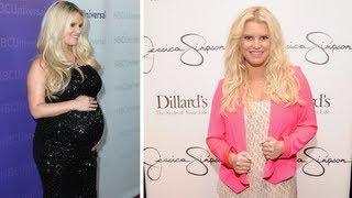 Jessica Simpson Pregnant For Second Time - We're Not Surprised!